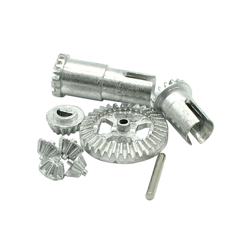 Upgrade Metal Differential Gear Repair Spare Parts For HS 18301 18302 18311 18312 1/18 RC Car