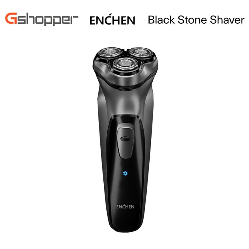 Rechargeable 3D Electric Shaver USB Charging Smart Control Blocking Protection Men Beard Shaving Razor From Xiaomi Youpin