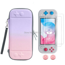 Portable Hard Carrying Bag Case for Nintend Switch Lite NS Mini Console Protective for Nitendo Switch Mini Accessories Storage