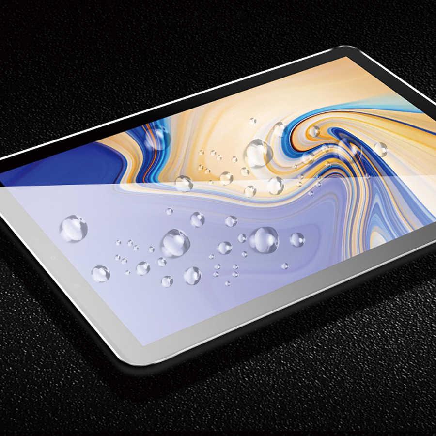 Galaxy Tab 10.1 Gelas A10.1 Inci 2019 PENUTUP UNTUK Samsung Tablet S5e Screen Protector Pelindung Kasus 10 1 10.5 8.0 8 Kasus