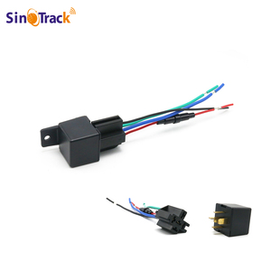 Car GPS Tracker ST-907 Tracking Relay Device GSM Locator Remote Control Anti-theft Monitoring Cut off oil System with free APP(Hong Kong,China)