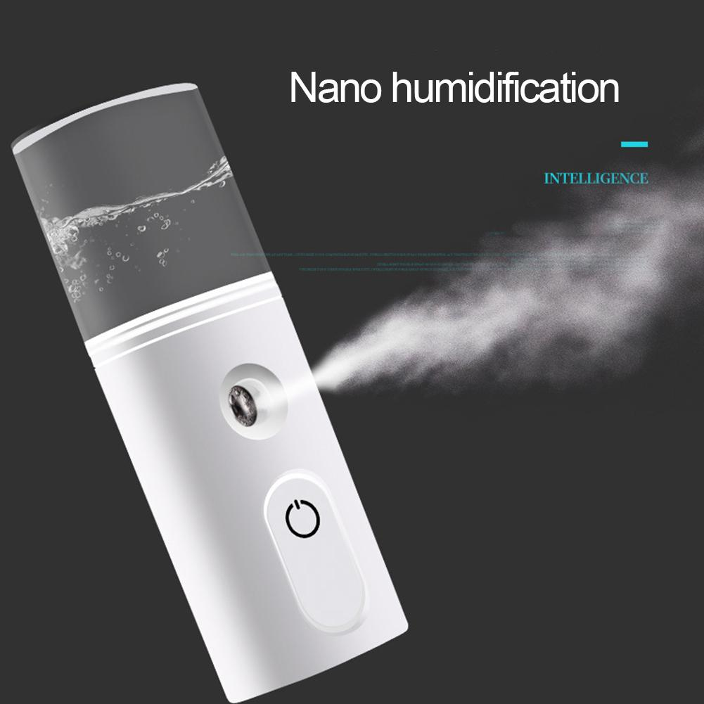 300ML Portable Home Car USB Mist Maker Diffuser Air Purifier Hydrating Humidifier For Home Office Humidification