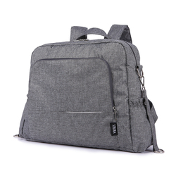 Multi-Function Waterproof Diaper Bag Stylish Travel Tote with Stroller Strips Changing Mat Set Large Capacity Stroller Bag