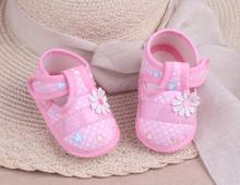 SAGACE śliczne dziecięce buty dla małego dziecka dziewczynki FloralSandals łuk maluch niemowlę chłopiec buciki niemowlęce z miękkimi podeszwami buty dziecięce buciki tanie tanio Wszystkie pory roku RUBBER Baby girl Pasuje prawda na wymiar weź swój normalny rozmiar Slip-on Stałe Baby shoes baby shoes girls