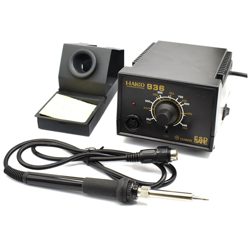 High Quality 60W Soldering Station Electric Solder Iron  936
