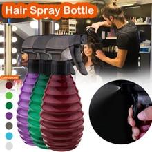 400 мл многоразовый тонкий туман парикмахерский спрей бутылка распылитель салон парикмахерские инструменты для волос пустая вода профессиональный салон инструмент для укладки волос