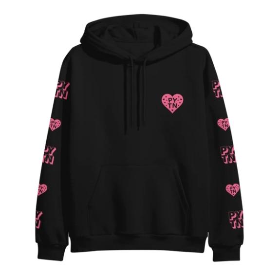 WAMNI 2020 New Payton Moormeier Merch Hoodies Women Men Pytn Funny Tshir Printed Hoodie Sweatshirt RU  Unisex Tracksuit