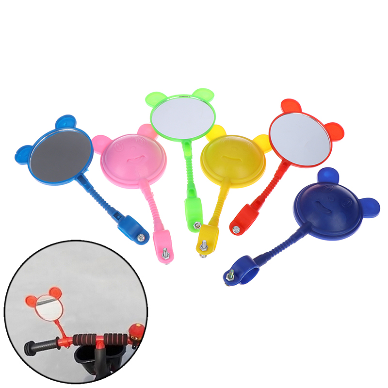 1Pc Children Bike Rearview Mirror Kids Bicycle Safety Handlebar Accessory