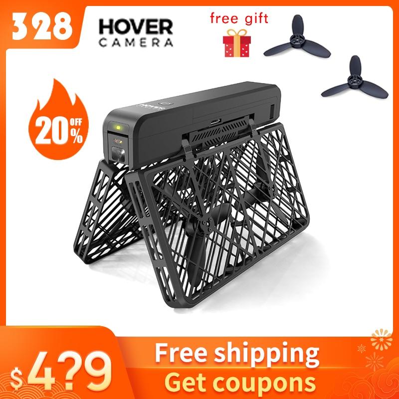 Hover Camera Passport Self Flying Drone 4k Video 1080P Auto Follow 13MP Photography PK DJI Mavic 2 Spark Mavic pro Camera Drone