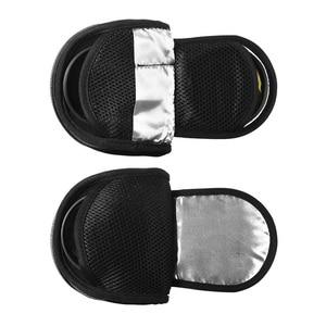 Image 5 - Besegad étui de transport Portable sacs multi fonction caméra lentille filtres pochette pour rond carré filtres sac de rangement accessoires