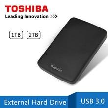 Disco Duro de Toshiba portátil, 1 TB, 2TB, 1 TB, Envío Gratis, para ordenadores portátiles, disco duro Externo de 1 TB, HDD 2,5