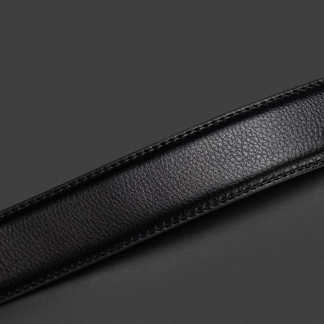 BISON DENIM Genuine Leather Belt 10