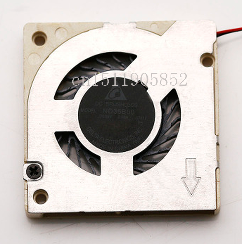 Free Shipping ND35B00-17J17  0.50A 30053CM Miniature 2-wire Turbine Cooling Fan