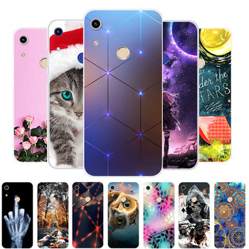 Honor 8A Prime Case For Huawei Honor 8A Prime Case Silicon TPU Soft Back Cover Phone Case For Honor 8A Prime JAT-LX1 Bumper 2020 honor 8a case for huawei honor 8a case silicone tpu cute back cover phone case on huawei honor 8a jat lx1 8 a honor8a case soft