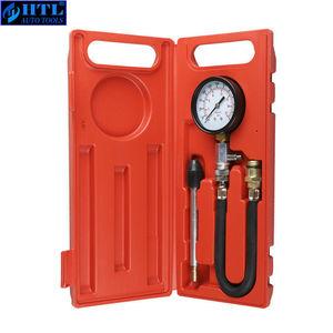 Image 3 - G324 Auto Car Pressure Gauge Motorcycle Petrol Gas Engine Cylinder Compression Gauge Car Meter Test Leakage Diagnostic Tool