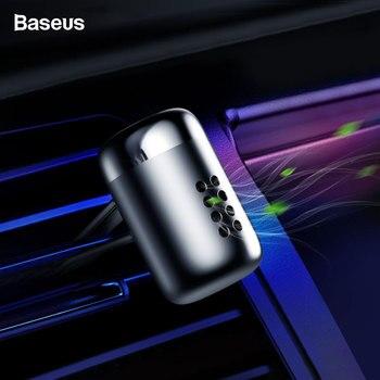 Baseus Mini Aromatherapie Auto Lufterfrischer Duft Für Auto Air Vent Diffusor Luftreiniger Solide Geruch Parfum Duft Auto Aroma