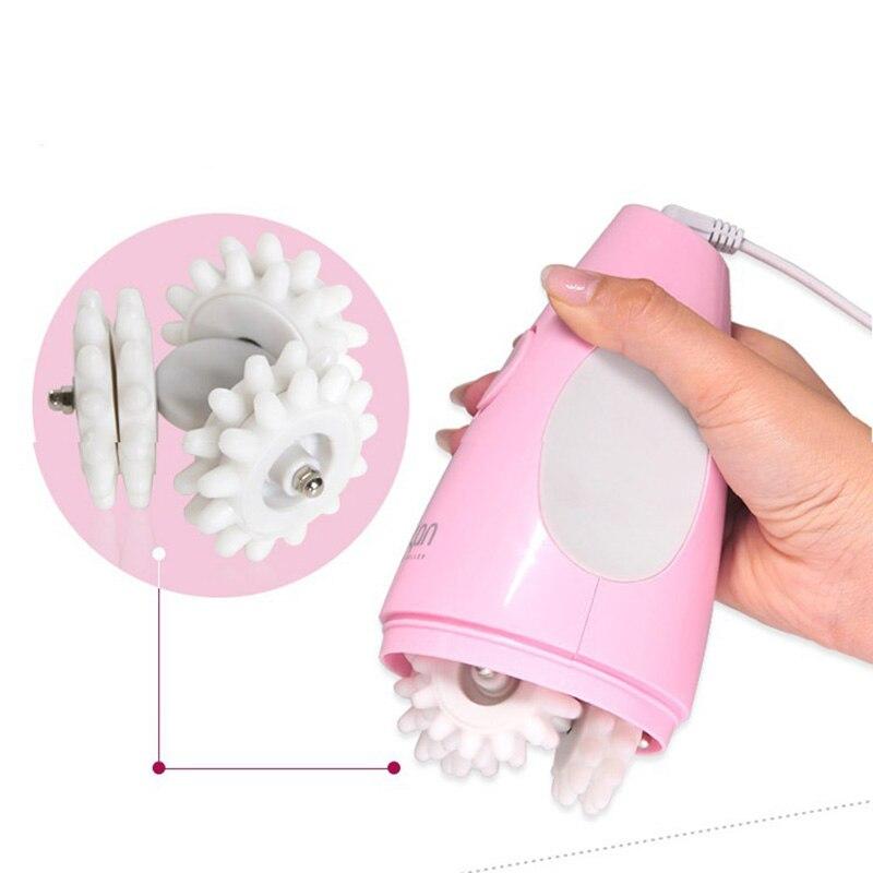 Massage Verlieren Gewicht Maschine Roller Instrument Griff-gehalten Massage Maschine Bauch-übung Volle Körper Abnehmen Massage Werkzeug