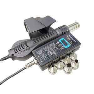 Image 2 - Hot Air Gun XCRK01H Portable BGA Rework Solder Station Hot Air Blower High Quality 220V Hand held Heat Gun Hair Dryer