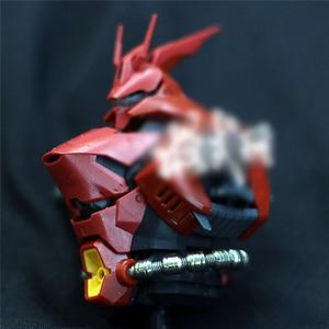 Image 5 - For Gundam Models Metal Detail up Parts Set for Bandai RG 1/144 MSN 04 Sazabi Gundam Model Kits