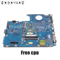 NOKOTION MBPCF01001 48.4CE01.021 For Acer aspire 7535 7735 Laptop Motherboard DDR2 Free CPU without graphics slot socket motherboard socket s1 motherboard motherboard motherboard -