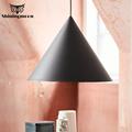 Moderno cordón LED luces colgantes nórdicas luces de Cocina LED lámpara de alambre lámpara colgante de noche dormitorio sala de estar lámpara colgante Luminaria