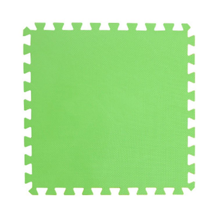 Children Puzzle Foam Mats 60*60*1.2 Cm Cross Pattern Anti-slip Flooring Foam Pad