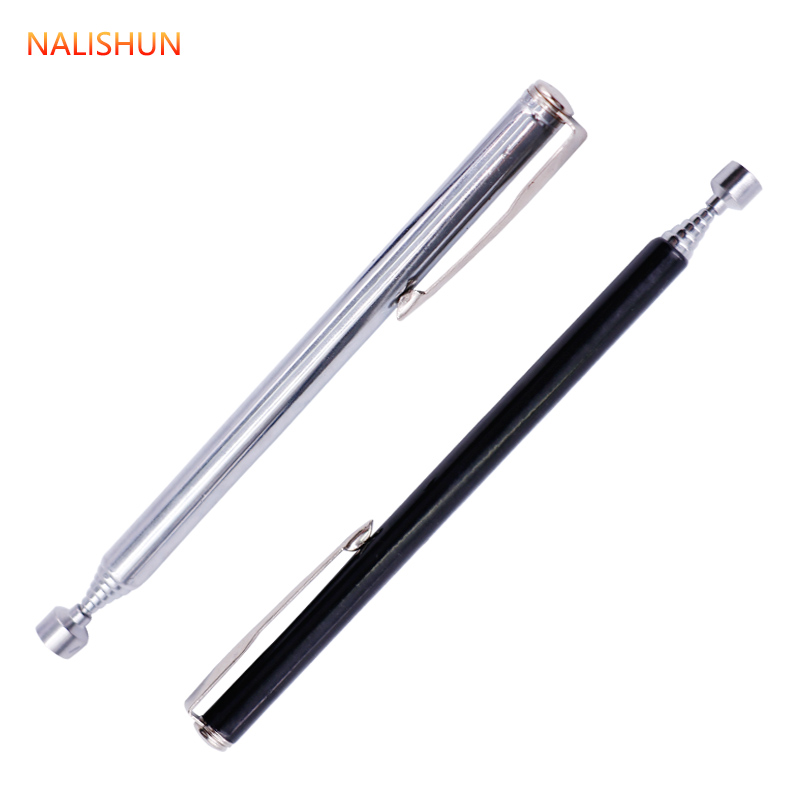 Portable Telescopic Easy Magnetic Pick Up Rod Stick Extending Magnet Handheld Tool Telescopic Magnetic Pick Up Pen