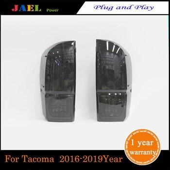 JAEL Full LED Tail Light Brake Lamp For Tacoma One Set High Quality