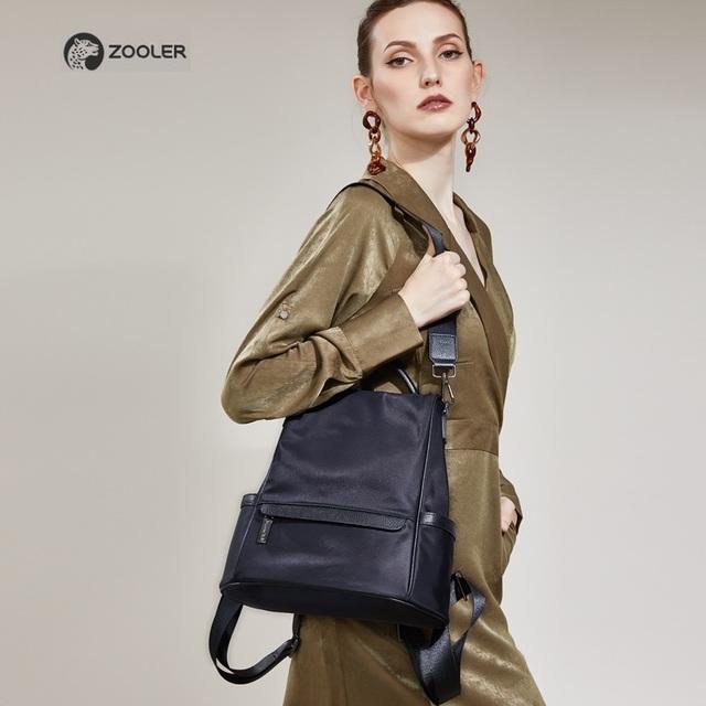Women bag ZOOLER Quality backpacks 2020 travel tote bag hot mini backpack School girl woman bag backpacks Functional Bolsas#Q200