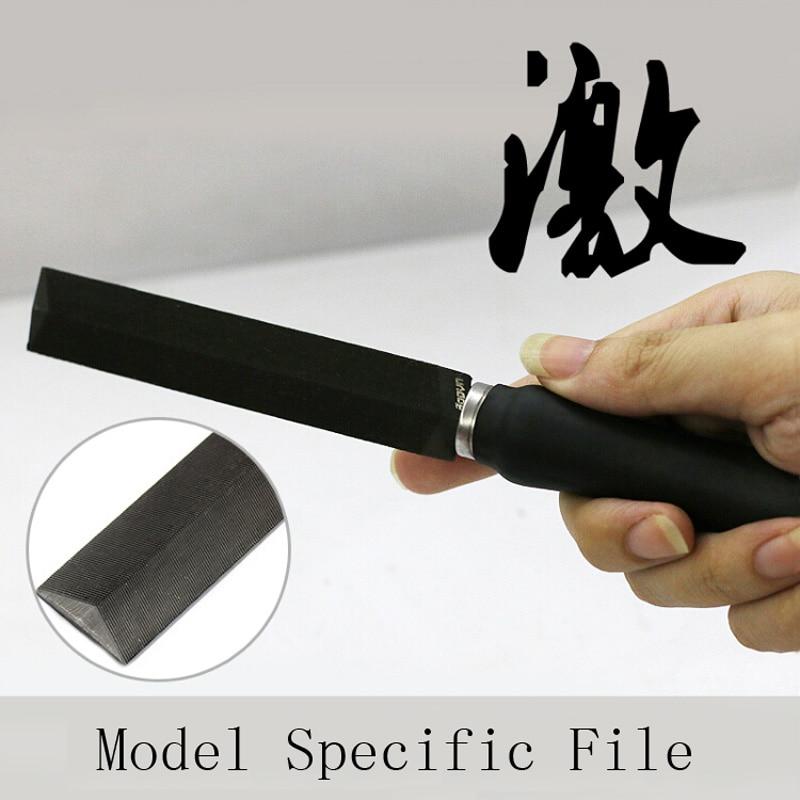For Model Making Tools Gundam Military Model Detail Transformation Vigorously Polish Diamond File