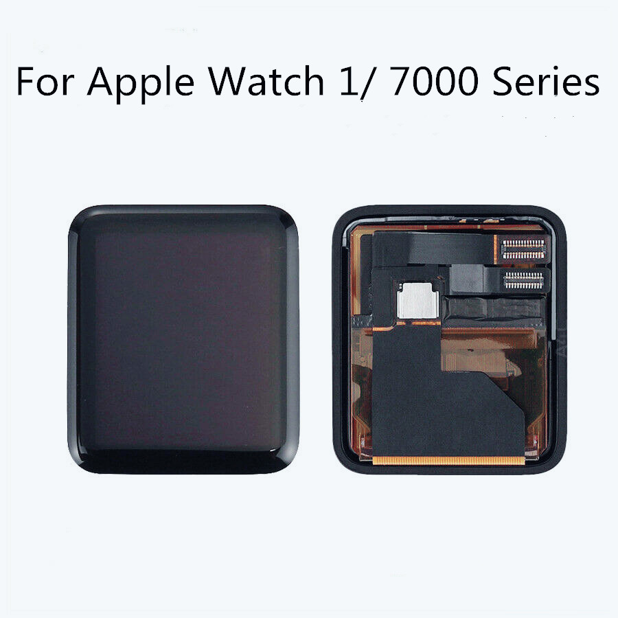 100% Test For Apple Watch Series 1st Gen LCD Display Touch Screen Digitizer 38mm/42mm Replace 1 7000