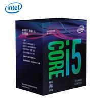 Intel Core i5 8400 Desktop Processor 6 Cores up to 4.0 GHz LGA 1151 300 Series 65W