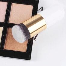 1pcs Face Makeup Brush Foundation Brush Belleza Facial Beauty Tool Makeup Brushes Professional Cosmetic Make-up Brush Beauty