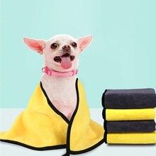 Pet-Towel Bath 1PCS High-Density Super-Absorbent Soft Dog/cat