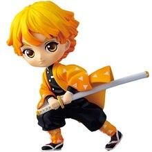 Tronzo démon tueur Kimetsu no Yaiba Q posket Kamado Tanjirou Nezuko Zenitsu Giyuu Inosuke PVC Figure modèle Collection poupée jouets