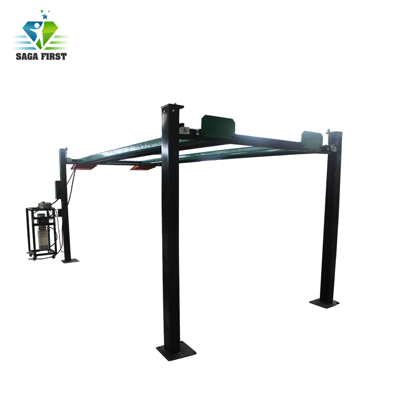 Four Post Car Packing Lift/Parking Lift Hydraulic