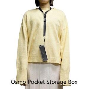 Image 2 - Schowek twarda osłona torba ochronna przenośny wodoodporny futerał stabilny do akcesoriów DJI Osmo Pocket kardana ręczna