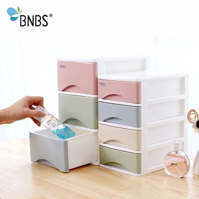 Storage Cabinet Drawer Cosmetics Makeup Stationery Toys Organizer Plastic Chest of Organiser Drawers Books Clothing Storage Box