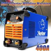 DC Inverter ARC Welder 220V IGBT MMA Welding Machine 10 400 Amp for Home Beginner DIY Welding Working Lightweight Efficient