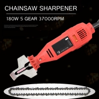 180W 5 Speed 37000rpm Power Grinder Sharpening Mini Handheld Machine Chain Electric Saw Grind Sharpening Machine Power Tool Set