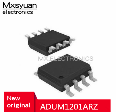 5 ~ 10 шт./лот ADUM1201 ADUM1201ARZ ADUM1201BRZ лапками углублением SOP-8 в наличии