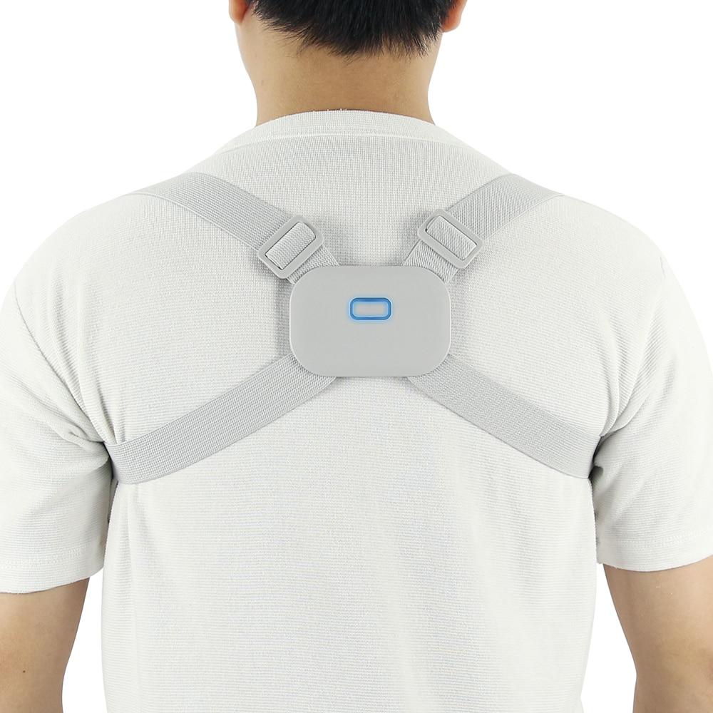 Smart Posture Corrector For Women & Men Child Brace Straightener Comfortable Trainer Back Brace Providing Pain Relief