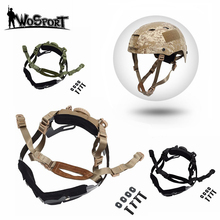 цена на Wosport Accessory Tactical Helmet For Rapid Helmet Military Adjustment Alley Airsoft Paintball Suspension General Nylon Helmet