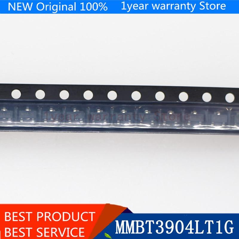 100pcs//lot 2N3904 SOT-23 NPN SMD Transiator