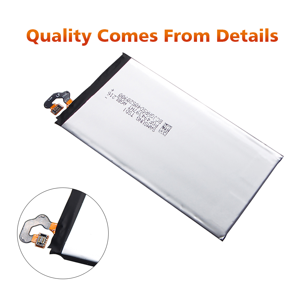 Original Battery For SAMSUNG A720 EB BA720ABE 3600mAh For Samsung Galaxy A7 2017 A7000 SM A720F A720M Replacement Phone Battery in Mobile Phone Batteries from Cellphones Telecommunications