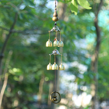 Outdoor Living Wind Chimes Yard Garden Tubes Bells Copper Antique Windchime Wall Hanging Home Decor Decoration wind chimes 20
