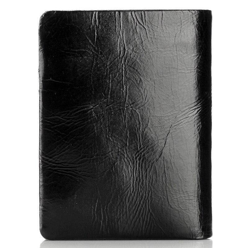 Angel factory supply man portemonnee lederen korte paragraaf portemonnee olie wax twintig procent een verbindt zich mijn portemonnee - 3
