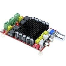 FFYY-Smart Electronics Tda7498 Dc 14-34 в Плата усилителя класса D 2X100 Вт двухканальный АУДИО стерео усилитель доска Xh-M510