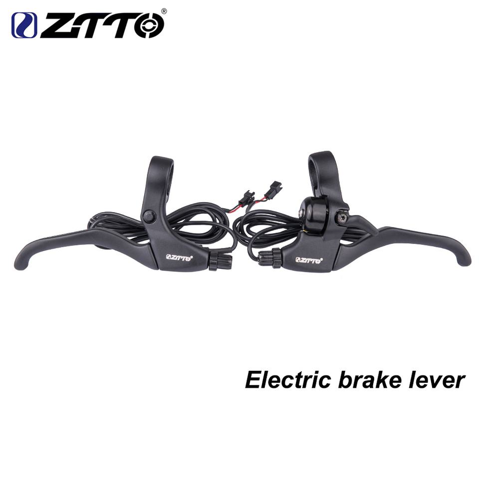 ZTTO E-Bike Electric Brake lever Bicycle Cut Off Power Hall Sensor Power For MTB