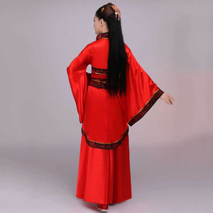 Image 5 - Ancient Chinese Cosplay Costume Ancient Chinese Hanfu Women Hanfu Clothes Lady Stage Hanfu Dress Chinese National Clothes